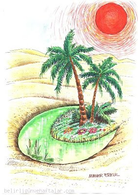Yeşilay haftası ile ilgili karikatürler