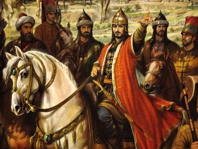 1453 panorama İstanbul